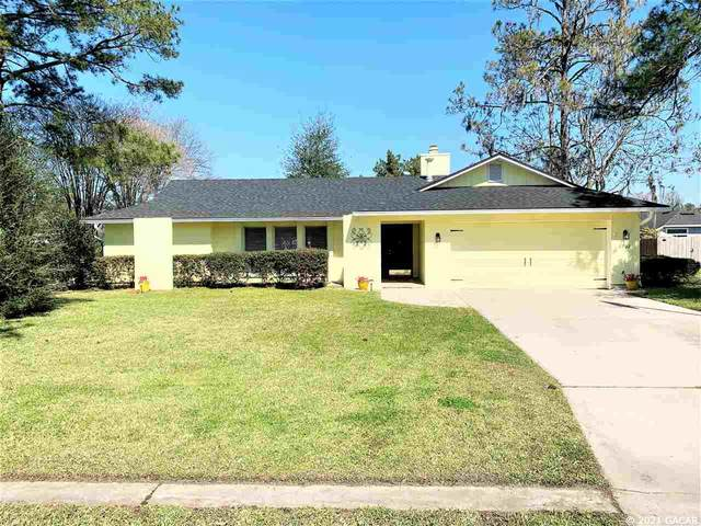 6102 NW 116TH Place, Alachua, FL 32615 (MLS #442072) :: The Curlings Group