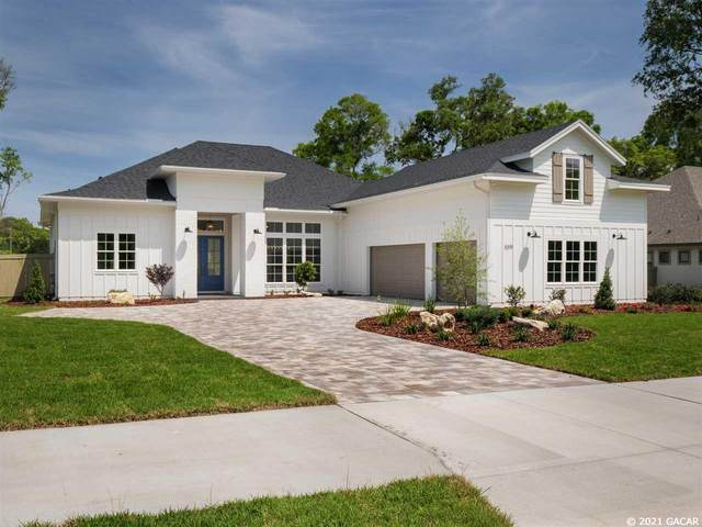 2735 SW 105th Street, Gainesville, FL 32608 (MLS #442073) :: The Curlings Group