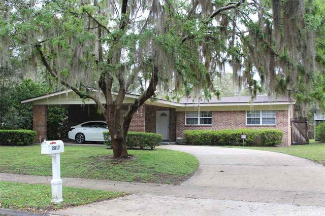 2817 NE 16 Terrace, Gainesville, FL 32609 (MLS #442080) :: Pepine Realty