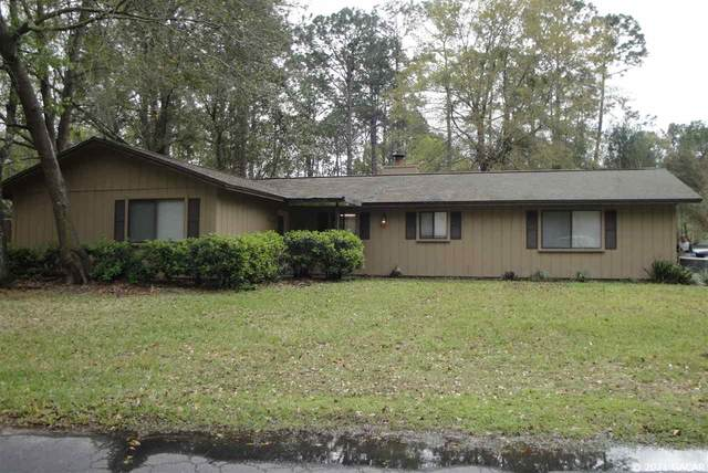 4119 NW Alpine Drive, Gainesville, FL 32605 (MLS #442087) :: Better Homes & Gardens Real Estate Thomas Group