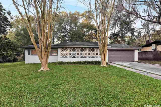 734 NW 38TH Street, Gainesville, FL 32607 (MLS #442105) :: Rabell Realty Group