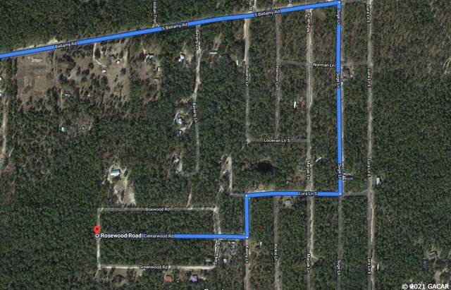 000 Rosewood Road, Florahome, FL 32140 (MLS #442106) :: Better Homes & Gardens Real Estate Thomas Group