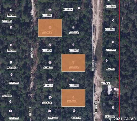 153 E Lura Lane, Florahome, FL 32140 (MLS #442107) :: Better Homes & Gardens Real Estate Thomas Group
