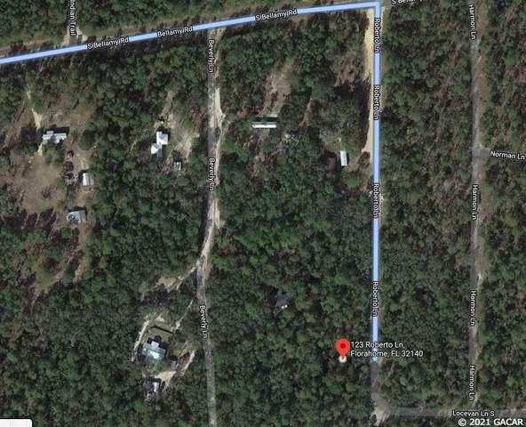 123 Roberto Lane, Florahome, FL 32140 (MLS #442108) :: Better Homes & Gardens Real Estate Thomas Group