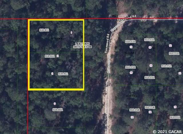 101 Rosewood Road, Florahome, FL 32140 (MLS #442110) :: Better Homes & Gardens Real Estate Thomas Group