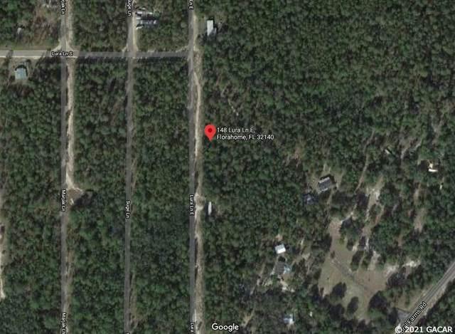 148 E Lura Lane, Florahome, FL 32140 (MLS #442112) :: Better Homes & Gardens Real Estate Thomas Group