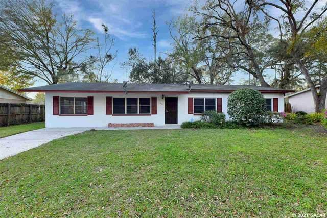 4138 NW 31st Terrace, Gainesville, FL 32605 (MLS #442118) :: Abraham Agape Group