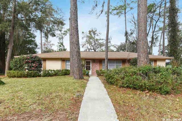 4422 NW 32nd Street, Gainesville, FL 32605 (MLS #442123) :: Abraham Agape Group