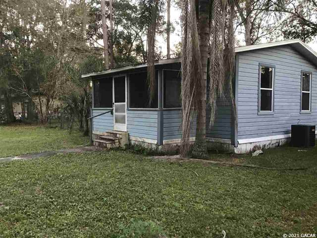 2115 NE 4th Avenue, Gainesville, FL 32641 (MLS #442142) :: Pepine Realty