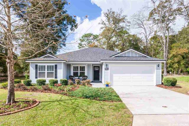 882 NW 256TH Way, Newberry, FL 32669 (MLS #442147) :: Pepine Realty