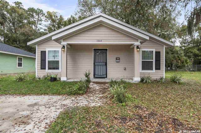 1322 NE 1ST Avenue, Gainesville, FL 32641 (MLS #442152) :: Pepine Realty