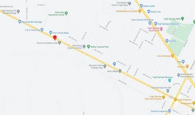 TBD NW 1st Avenue, High Springs, FL 32643 (MLS #442199) :: Pepine Realty