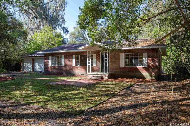514 NW 19TH Lane, Gainesville, FL 32609 (MLS #442220) :: Better Homes & Gardens Real Estate Thomas Group