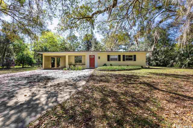 3715 NW 20th Place, Gainesville, FL 32605 (MLS #442238) :: Better Homes & Gardens Real Estate Thomas Group