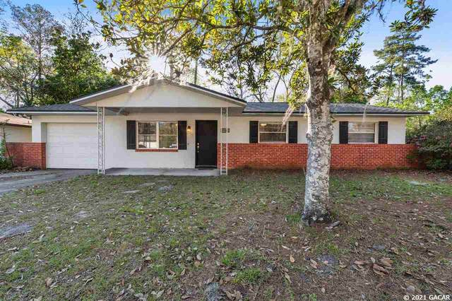 4408 NW 20th Terrace, Gainesville, FL 32605 (MLS #442239) :: Better Homes & Gardens Real Estate Thomas Group