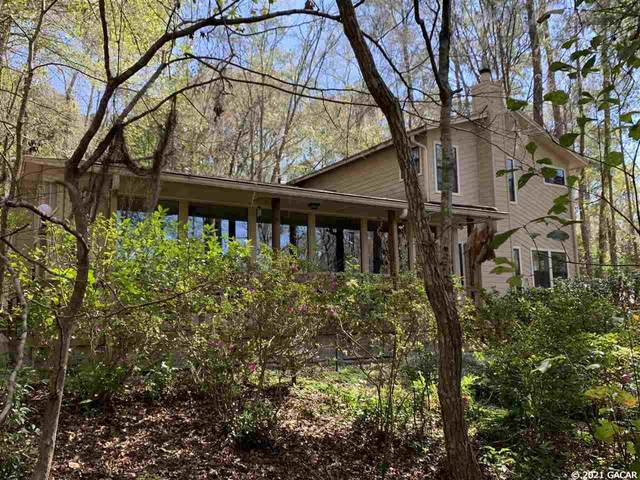 2208 NW 29th Street, Gainesville, FL 32605 (MLS #442248) :: Better Homes & Gardens Real Estate Thomas Group