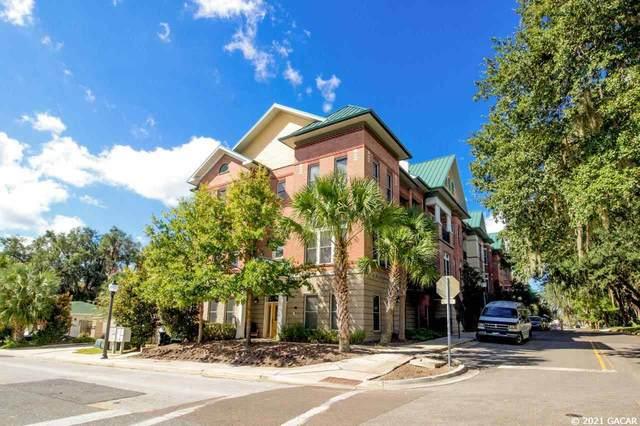 335 NE 2nd Avenue, Gainesville, FL 32601 (MLS #442352) :: The Curlings Group