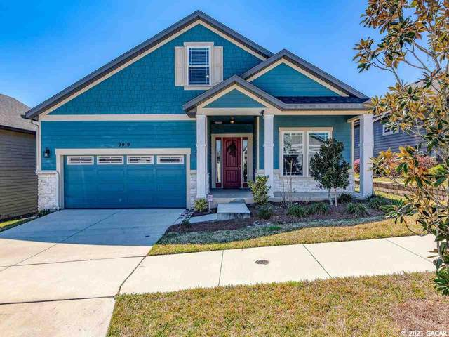 9919 NW 17th Road, Gainesville, FL 32606 (MLS #442373) :: Abraham Agape Group