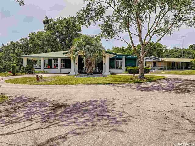 7700 NW 135th Street, Reddick, FL 32686 (MLS #442427) :: The Curlings Group