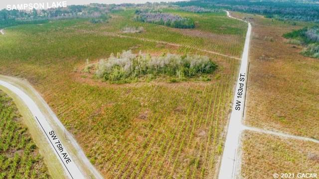 Lot 8 SW 163rd Street, Starke, FL 32091 (MLS #442515) :: Abraham Agape Group