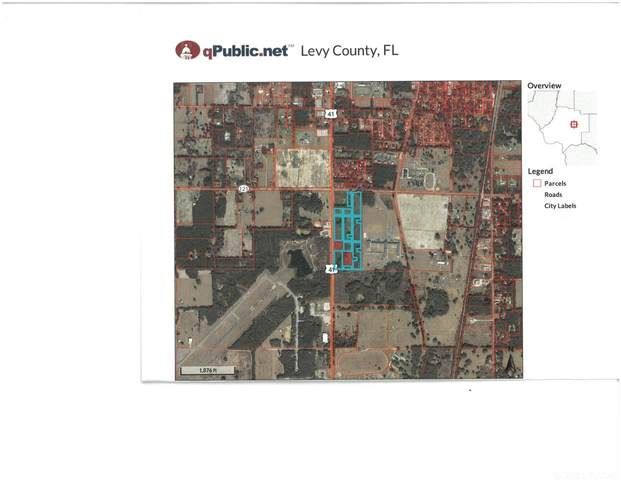 00 SW 12th Ave & 7th St (Us Hwy 41), Williston, FL 32696 (MLS #442563) :: The Curlings Group