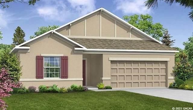 916 NW 251st Drive, Newberry, FL 32669 (MLS #442577) :: Abraham Agape Group