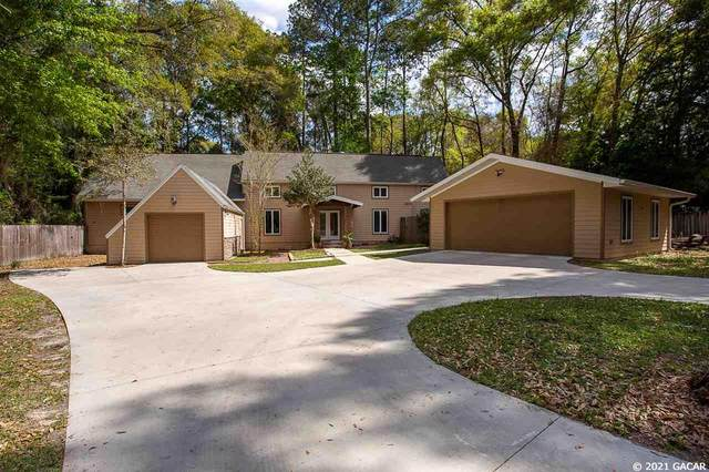 6507 NW 27TH Place, Gainesville, FL 32606 (MLS #442626) :: The Curlings Group