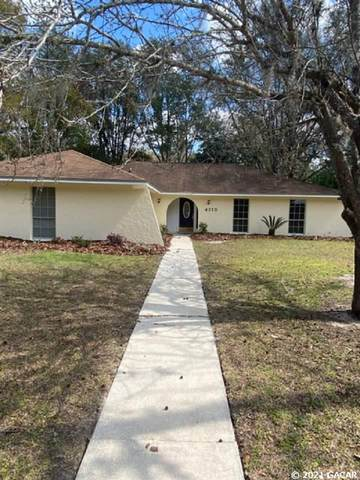 4715 NW 40TH Terrace, Gainesville, FL 32606 (MLS #442765) :: Abraham Agape Group