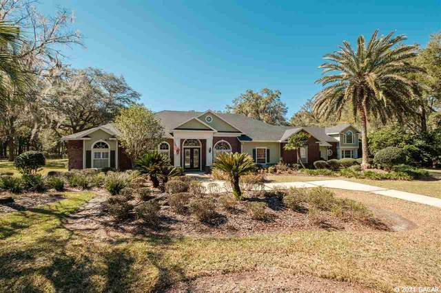 3924 NW 151st Way, Newberry, FL 32669 (MLS #442821) :: The Curlings Group