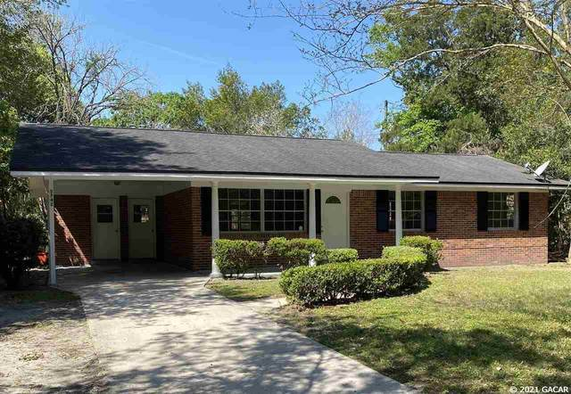 3742 NW 17 Street, Gainesville, FL 32605 (MLS #442841) :: The Curlings Group