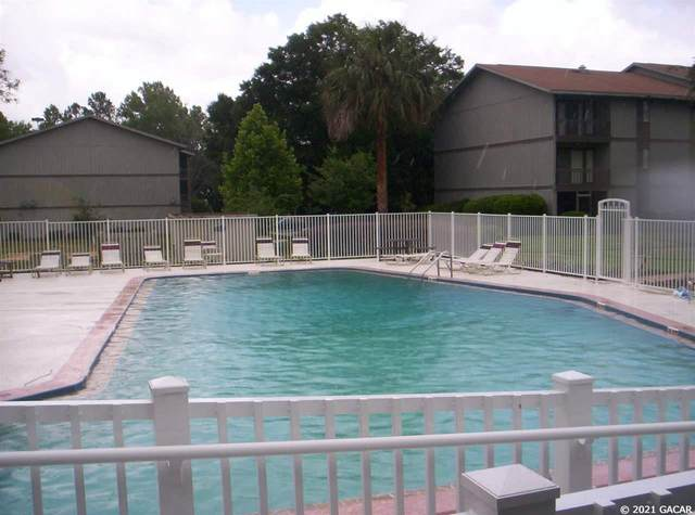 6519 W Newberry Road #605, Gainesville, FL 32605 (MLS #442863) :: Rabell Realty Group