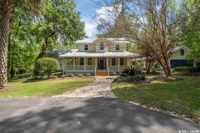 21501 NW 75 Avenue Road, Micanopy, FL 32667 (MLS #442939) :: The Curlings Group