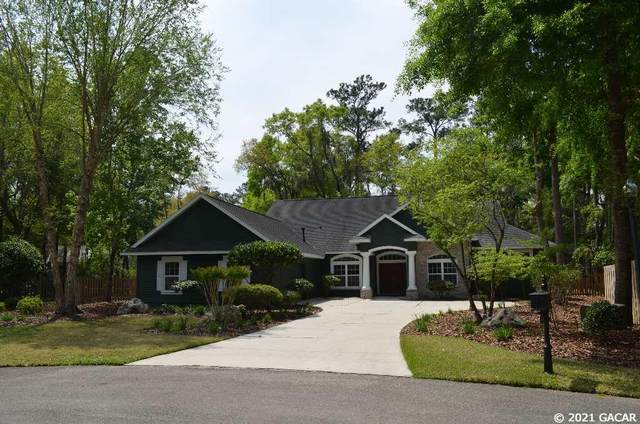 4914 NW 57TH Terrace, Gainesville, FL 32653 (MLS #442966) :: Pepine Realty