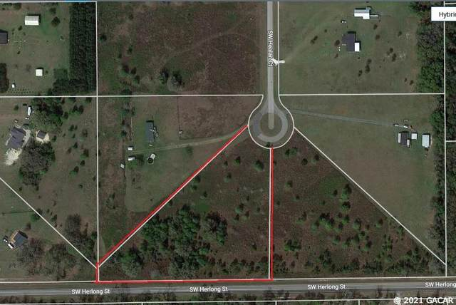 TBD 340 SW Healan Court, Ft. White, FL 32038 (MLS #443007) :: The Curlings Group