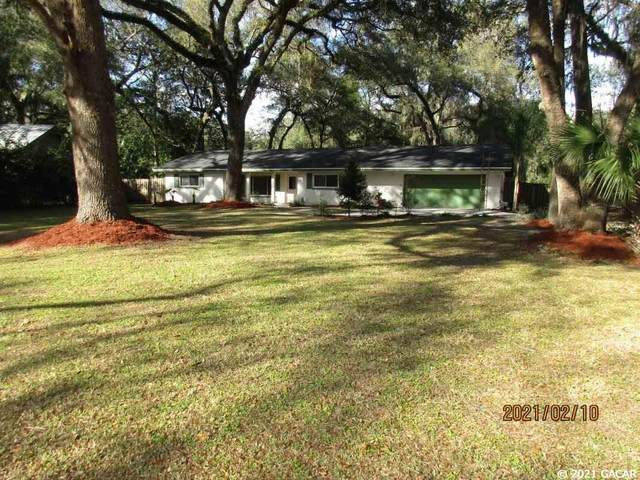352 NW Seminary Avenue, Micanopy, FL 32667 (MLS #443044) :: The Curlings Group