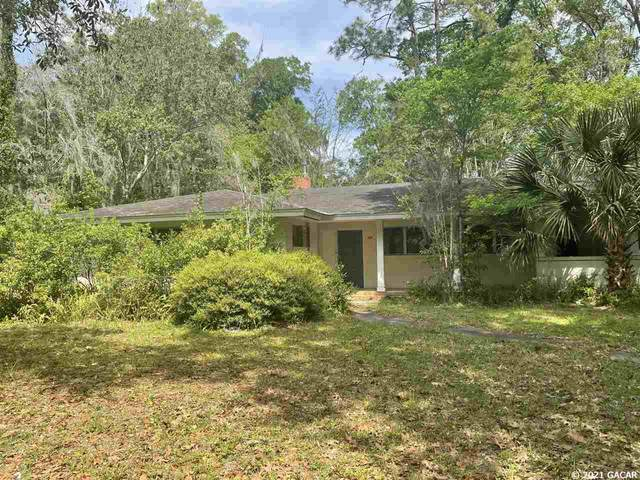 1024 NW 16TH Avenue, Gainesville, FL 32601 (MLS #443057) :: Rabell Realty Group