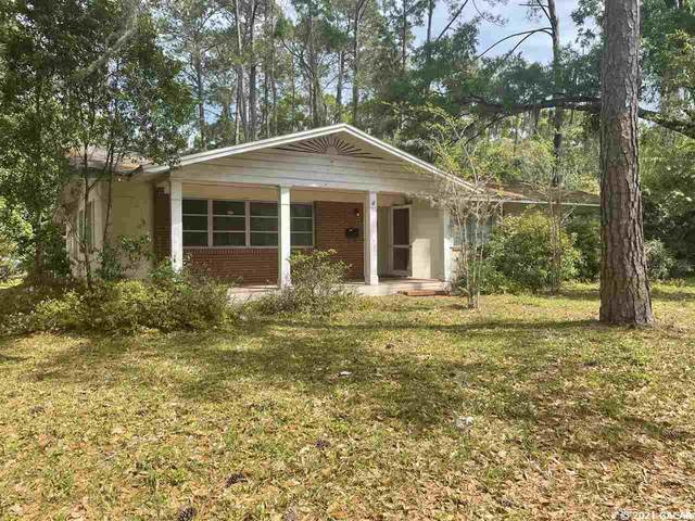 1022 NW 16th Avenue, Gainesville, FL 32601 (MLS #443058) :: Rabell Realty Group