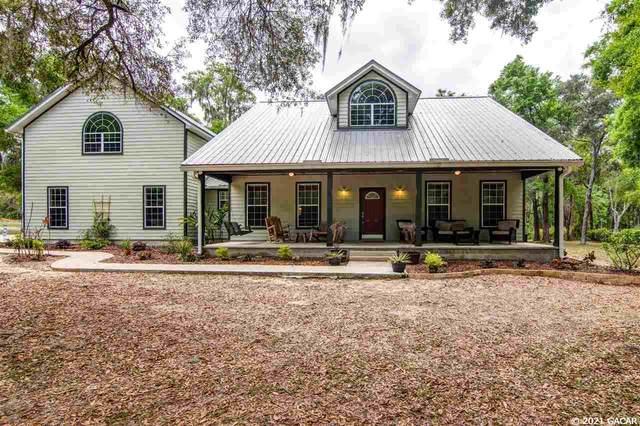 6395 County Road 214, Keystone Heights, FL 32656 (MLS #443061) :: Pepine Realty