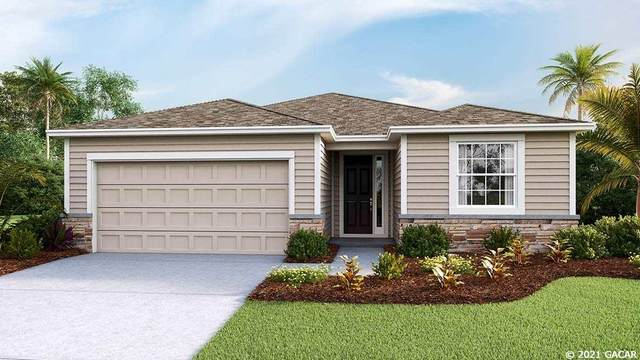 1450 NW 136th Terrace, Newberry, FL 32669 (MLS #443089) :: Rabell Realty Group