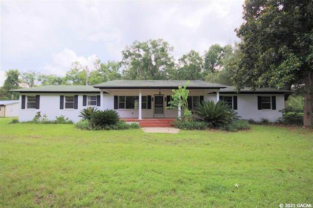 13255 NW 148TH Terrace, Alachua, FL 32615 (MLS #443105) :: Rabell Realty Group