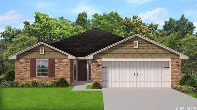 15975 NW 123rd Avenue, Alachua, FL 32615 (MLS #443128) :: The Curlings Group