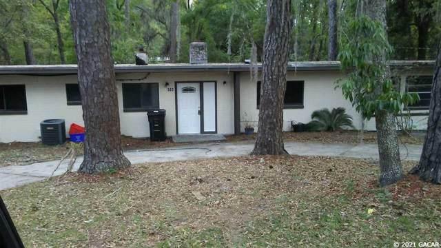 503 NW 37TH Avenue, Gainesville, FL 32609 (MLS #443133) :: Abraham Agape Group