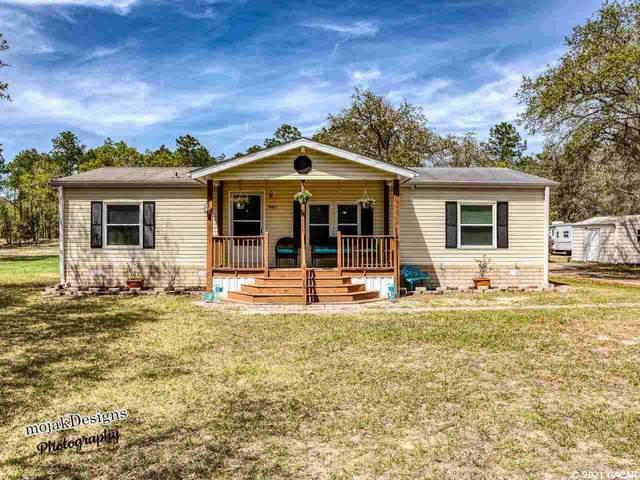 14871 SE 6th Lane, Williston, FL 32696 (MLS #443184) :: Abraham Agape Group