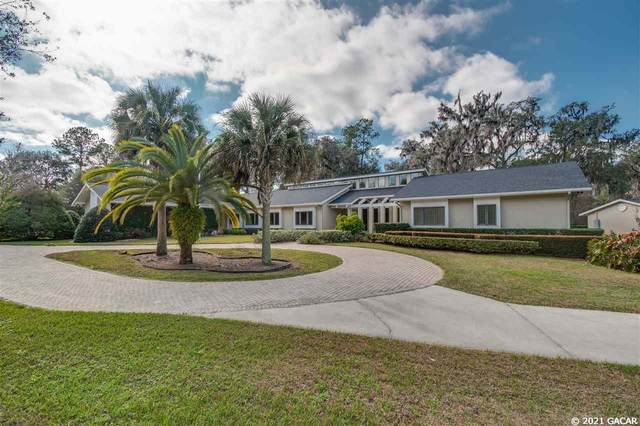12950 NW 82ND STREET Road, Ocala, FL 34482 (MLS #443218) :: The Curlings Group