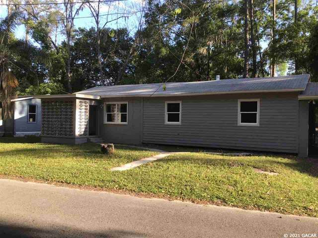 2113 NE 4th Avenue, Gainesville, FL 32641 (MLS #443250) :: Abraham Agape Group