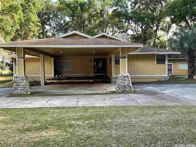 2305 NE 64TH Terrace, Gainesville, FL 32609 (MLS #443292) :: The Curlings Group