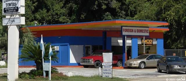 2216 SW 13th Street, Gainesville, FL 32608 (MLS #443297) :: Pepine Realty