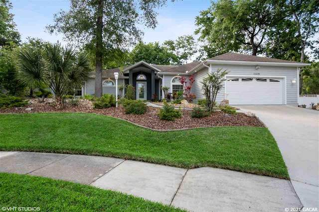 11420 NW 35TH Avenue, Gainesville, FL 32606 (MLS #443304) :: Abraham Agape Group