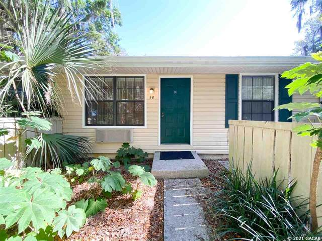 2490 SW 14th Drive #16, Gainesville, FL 32607 (MLS #443312) :: Abraham Agape Group