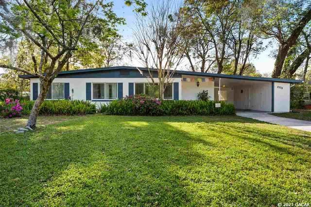 2208 NE 9th Terrace, Gainesville, FL 32609 (MLS #443320) :: Abraham Agape Group